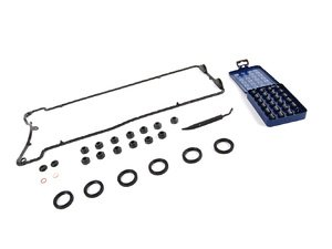 ES#2807015 - 83300493743 - S54 Valve Adjustment Kit - With Gaskets  - Includes shim set, installation tool, and gaskets - Genuine BMW - BMW
