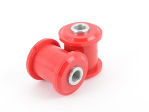 ES#3170103 - 017047ECS01A90 - Front Control Arm - Front Position Polyurethane Control Arm Bushing Set - 90 Durometer - Sold as a Pair - Engage the road with precision, confidence and reliability with our ECS Poly Front Control Arm Bushings! - ECS - Audi Volkswagen