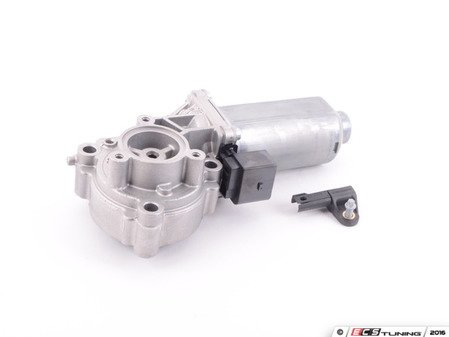 ES#3170070 - 27107566296KT - Transfer Case Actuator With Resistor  - Located on back side of transfer case, includes actuator and resistor! - Assembled By ECS - BMW