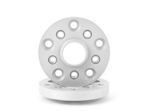 ES#2576079 - 40725725 - TRAK+ Wheel Adapter - 20mm Thickness - Adapts Audi/VW wheels (5x100 bolt pattern, 57.1mm center bore) to your BMW (5x120 bolt pattern, 72.6mm center bore) - H&R - BMW