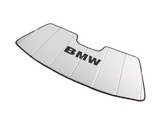 ES#195751 - 82111469557 - UV Sunshade - Used to keep the summer sun from overheating your 3-Series interior. - Genuine BMW - BMW