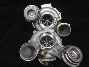 ES#3175139 - vtt-n63-stg1KT - Stage 1 Turbocharger Upgrade - Rebuilt stock internals & custom machined billet compressor wheels - supports up to 800 HP at the wheels! Includes $1000 core charge - Vargas Turbo Technologies - BMW