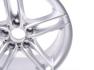 "ES#205628 - 36107841691 - 18"" M double spoke style 224 - Priced Each - 18x9 ET30 CB 72.6mm. - Genuine BMW - BMW"