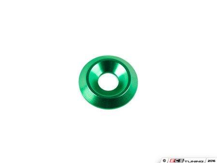 ES#3571664 - ULTMINIR57GRN - R57 MINI Cooper Ultimate Dress-Up Fastener Kit - Emerald Green - ~235 piece kit featuring stainless steel fasteners and billet aluminum beauty washers - ZSPEC Design - MINI