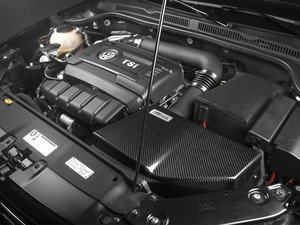 "ES#3098451 - 014722ECS02-01 -  Kohlefaser Luft-Technik Intake System - With Carbon Fiber Air Box & Wrinkle Black Aluminum Tubes - In House Engineered ""Air Technology"" for maximum performance and stunning aesthetics - ECS - Volkswagen"