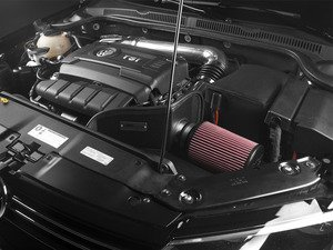 """ES#3098442 - 014722ECS01-02 - Luft-Technik Intake System - With Heat Shield & Polished Aluminum Tubes - In House Engineered """"Air Technology"""" for maximum performance and stunning aesthetics - ECS - Volkswagen"""