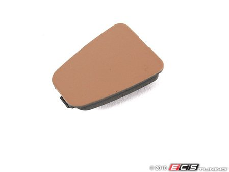 ES#102065 - 51418224401 - Beige Trim Cover - Priced Each - Trim cover used on your interior door handle - Genuine BMW - BMW