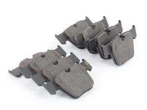 ES#2550951 - 0044207520 - Front Brake Pad Set - Does not include wear sensor - TRW - Mercedes Benz