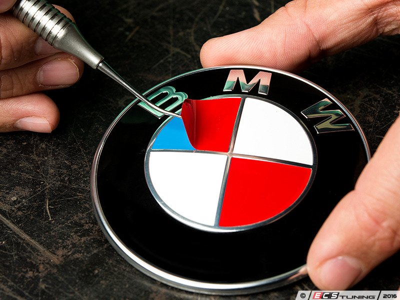 Ecs News Roundel Overlay For Your Bmw