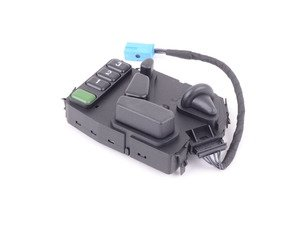 ES#1758084 - 2108208910 - Power Seat Switch With Memory - left Side - Seat adjustment switch located in the driver's door - Genuine Mercedes Benz - Mercedes Benz