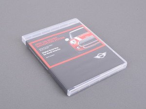 ES#2782055 - 65902365693 - 2015-1 NAV USB (CHAMP2) - Navigation update driver for USB in glove box. - Genuine MINI - MINI