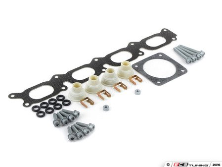 ES#2771350 - 058129717DKT7 - Intake Manifold Installation Kit - Everything you need to remove and re-install your intake manifold - Assembled By ECS - Audi