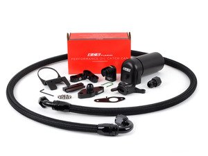 ES#2999049 - 016620ECS01KT -  Performance Baffled Oil Catch Can System - (NO LONGER AVAILABLE) - Keep your intake tract clean and carbon free - ECS -