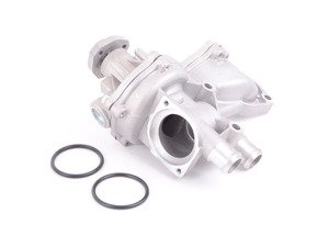 ES#3143171 - 037121010A - Water Pump - Complete assembly, includes 2 rubber gaskets. Brand new unit. - 037121010C - Refak - Audi Volkswagen