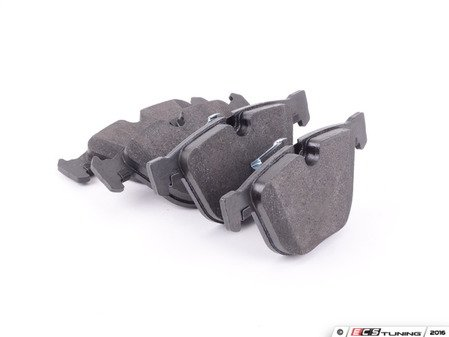 ES#2875435 - 34216790966 - Rear Brake Pad Set - Quality aftermarket pads from Febi - Febi - BMW