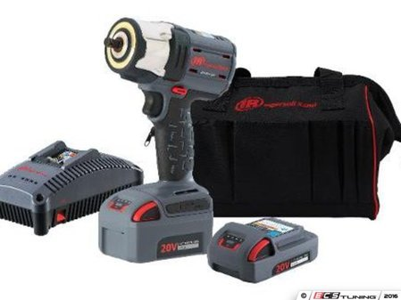 "ES#3183821 - W5132K22 - 3/8""20 Volt Impact Wrench With Two Batteries - This high torque cordless 3/8"" impact can really get the job done - Ingersoll Rand - Audi BMW Volkswagen Mercedes Benz MINI Porsche"