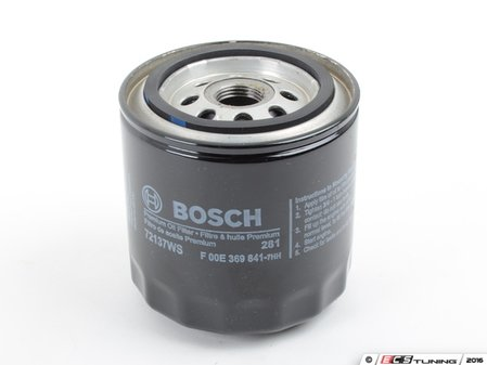 ES#2588770 - 021115351A - Screw On Oil Filter - Oil filter fitted to the side of the engine case  - Bosch - Volkswagen Porsche