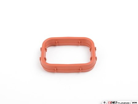 ES#3183600 - 11617790198 - Intake Manifold Gasket - priced each  - Placed in each runner opening on the intake manifold - Elring - BMW