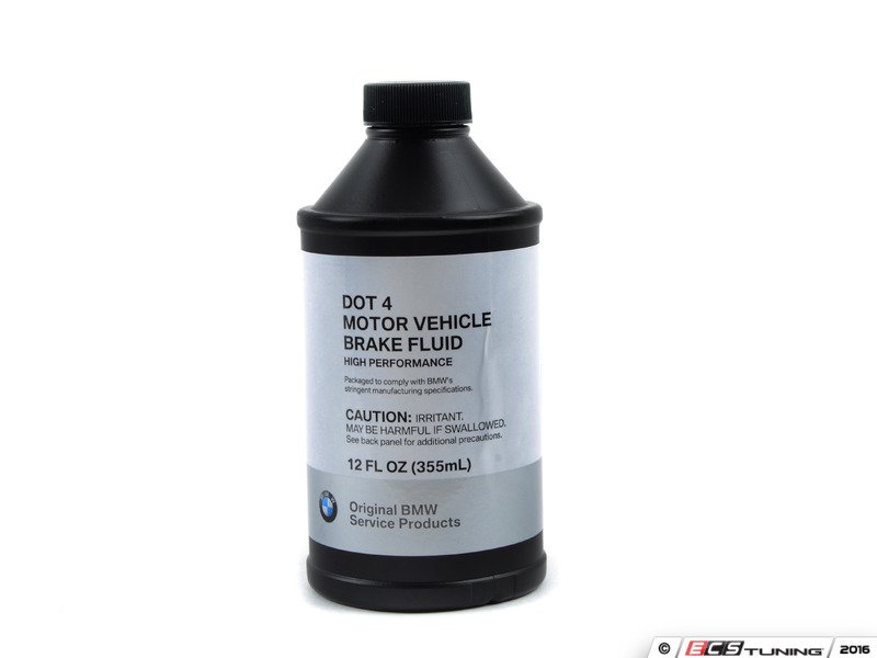 Genuine BMW  81220142156  Brake Fluid  355mL