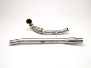 """ES#3136105 - FPIM-0468 - 3"""" Downpipe - Includes High Flow Catalytic Converter - A great way to add power through the entire RPM range. - Billy Boat Performance - Volkswagen"""