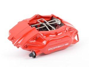 ES#1466569 - 96535242212 - Rear Brake Caliper - Right side fitment - Genuine Porsche - Porsche