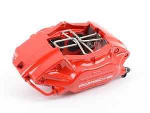 ES#1466567 - 96535242112 - Rear Brake Caliper - Left side fitment - Genuine Porsche - Porsche