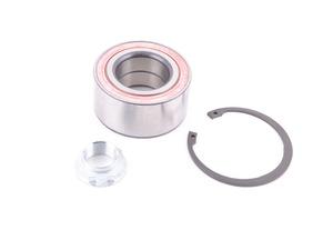 ES#2870668 - 33411090505S1 - Rear Wheel Bearing Kit - Contains wheel bearing, axle nut and circlip - Febi - BMW