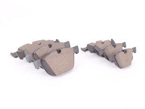 ES#2863158 - 34116857096KT - Front & Rear Brake Pad Set - Genuine brake pads direct from BMW - Genuine BMW - BMW