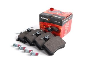 ES#395 - MDB1191D - Rear Box Brake Pad Set - Economical doesn't mean they won't perform! - Mintex - Audi