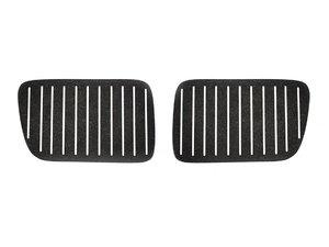 ES#3177474 - HARD.KIDNEY.E36 - HARD Motorsport Kidney Grill Aero Plates - Improve aero by reducing drag - HARD Motorsport - BMW