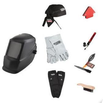 ES#3184159 - lewkh977 - Auto Darkening Welding Helmet Kit - Complete accessory kit for your welding needs - Lincoln Electric - Audi BMW Volkswagen Mercedes Benz MINI Porsche