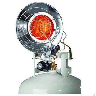 ES#3184171 - ENRF242100 - Propane Single Top Heater - Need to work outside in the cold? Take this heater with you. - Enerco - Audi BMW Volkswagen Mercedes Benz MINI Porsche