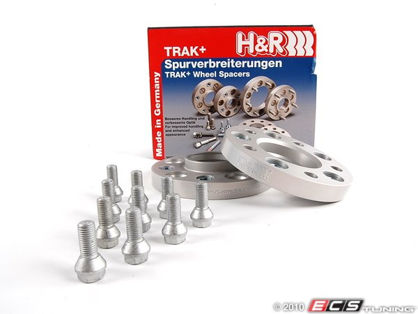ES#1905746 - 4075740725 - TRAK+ Hub Adapter - 20mm - Adapts your 74.1mm series hub to a 72.6mm wheel - HR - BMW