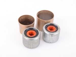 ES#3149922 - 195118-1H - Front Inner Rear Bushes Pair - No Caster offset - Improves handling and control : upgrade to a more engaging driving experience - KMAC - MINI