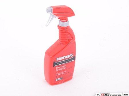 ES#2996779 - 85624 - Instant Detailer 24oz - Silicone-free quick detailer spray - Mothers - Audi BMW Volkswagen Mercedes Benz MINI Porsche