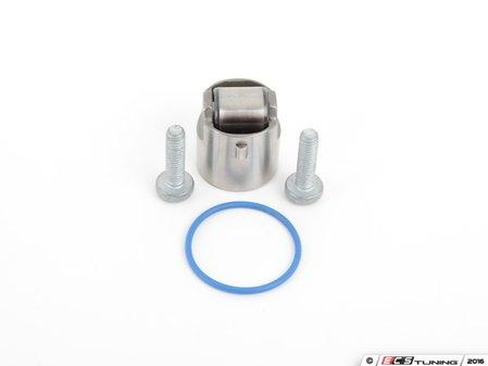 ES#2770327 - 06H109311BKT1 - Cam Follower Replacement Kit - Vital kit consisting of cam follower, fuel pump sealing o-ring, & fuel pump hardware - Assembled By ECS - Audi Volkswagen