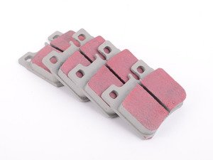 ES#522390 - UD495 - Rear Ultimax Premium Pad Set - General Replacement Brake Pads - EBC - Mercedes Benz