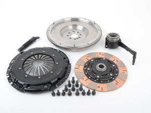 ES#4013584 - BFIMQBR3240ST3 - BFI Stage 3 Clutch Kit - Forged Steel Flywheel (18.85lbs) - Includes a lightweight 4140 forged steel flywheel, performance pressure plate and ceramic clutch disk. Rated for 450wtq. - Black Forest Industries - Volkswagen