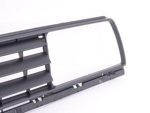 ES#2562409 - 165853653OE - Badgeless 3 Bar Aero Grille - Replacement badgeless style large 3 bar grille for aero style headlight cars  - JOM - Volkswagen