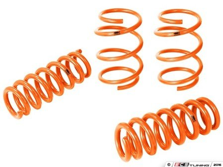 ES#2985151 - 410X503002-N - AFe Control Lowering Springs - Get rid of that fender gap! - AFE - BMW
