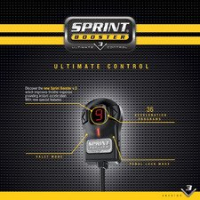 "ES#3184678 - SBBM0013S - Sprint Booster Power Converter V3 - Reduces the delay of your ""Drive by Wire"" throttle response - All new V3 model provides additional features such as 'valet' and 'pedal lock' modes - Sprint Booster - BMW"