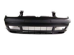 ES#1893857 - 1J0898005 - European Front Bumper Kit - Textured Moulding & 4 Motion Valance - Convert your standard bumper to a Euro bumper on a budget - Bremmen Parts - Volkswagen