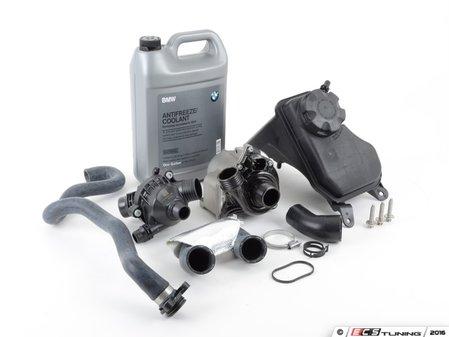 ES#2597785 - 11517588885RKT - ECS Cooling System Refresh Kit - Level 1 - An entry level cooling refresh kit - with OEM & high quality aftermarket components - Assembled By ECS - BMW