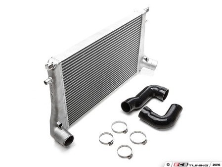ES#3187635 - AMS21090001-1 - Front Mount Intercooler Kit - Reduces charge temperatures and increases power - AMS Performance - Audi Volkswagen