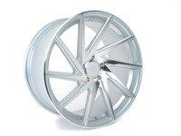 """ES#3111713 - F2920855112M35kt - 20"""" F29 Wheels - Set Of Four - 20""""x8.5"""" ET35 5x112 - Machine Silver - F1R Wheels - Audi Volkswagen"""