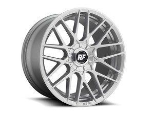 "ES#3617705 - r14017900130KT - 17"" RSE - Set Of Four - 17x9"" 4x100, ET30, 56.1mm CB - Gloss Silver - Rotiform - MINI"
