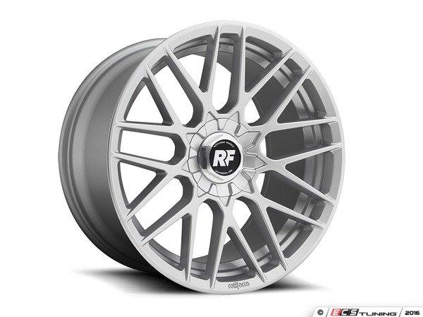 "ES#3188095 - R14019850735SQKT - 19"" RSE - Set Of Four  - 19""x8.5"" ET35 5x112/5x114.3 - Gloss Silver - Rotiform - Audi Volkswagen"