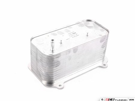 ES#1497931 - 99710702571 - Primary Oil Cooler - Located on top of the engine - Genuine Porsche - Porsche