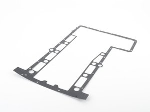 ES#3183487 - 11137841085 - Oil Pan Gasket - Steel gasket, typically replaced when servicing the oil pan - Elring - BMW