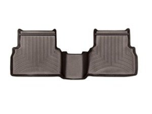 ES#3460477 - 4710892 - Rear FloorLiner - Cocoa  - Laser measured for perfect fitment and ultimate protection against moisture and debris - WeatherTech - BMW